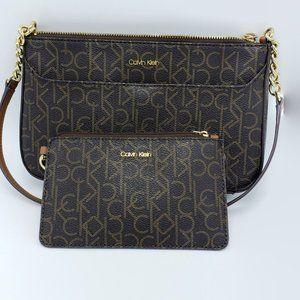 Calvin Klein Hand bag and wallet